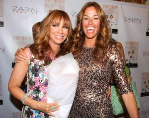 jill zarin and kelly bensimon