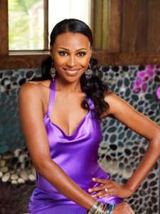 Cynthia Bailey of the Real Housewives of Atlanta