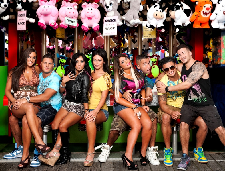 Jersey Shore 2012