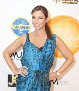 Jill Zarin Mercedes-Benz Fashion Week - Fall 2012 - Bebe1