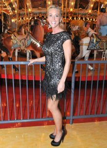 Kate Gosselin The American Red Cross Red Ball Gala