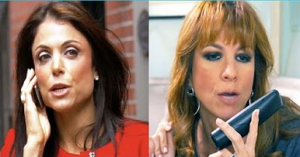 JIll vs Bethenny