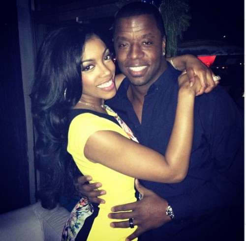 Kordell Stewart Changes The Locks On Real Housewives of Atlanta Star Porsha Stewart!