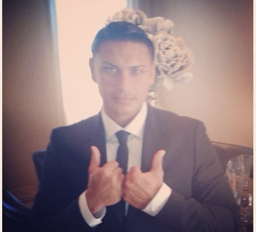 Former Jersey Shore Star DJ Pauly D Hair Change Up! Poll – Dapper or Dorky?
