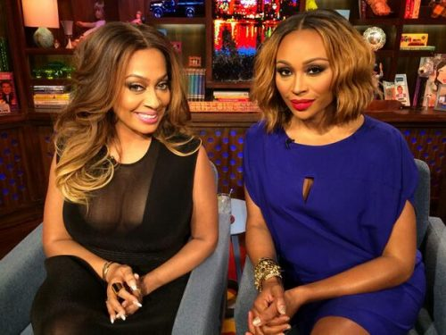 Cynthia Bailey Speaks Out On Apollo Nida's Arrest; Says Peter Was Trying To Break Up Fight On Real Housewives of Atlanta