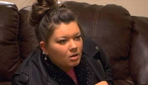 Teen Mom's Amber Portwood Not T