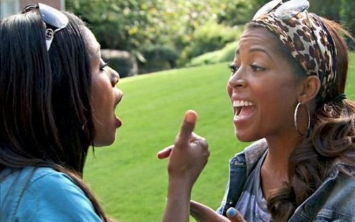 Married To Medicine's Toya Bush-Harris Says Dr. Simone Whitmore Is Acting A Fool