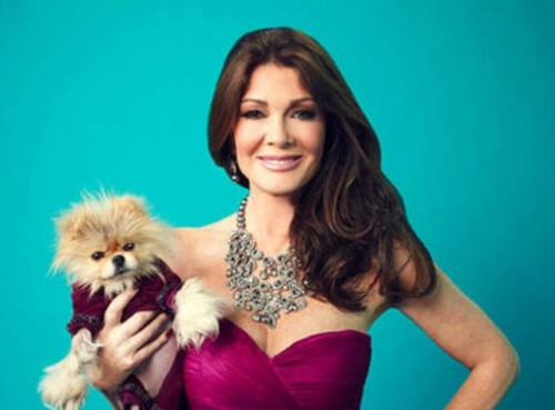 Waitress' Lawsuit Against Lisa Vanderpump Takes An Odd Turn