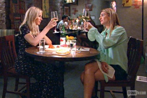 Real Housewives of New York Recap: A Thin Line Between Love And Hate