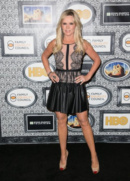 Tamra Barney On Gretchen Rossi, New Housewife Shan