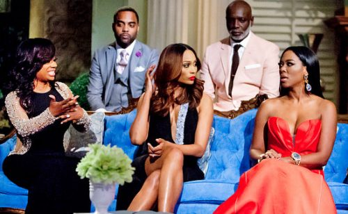 Kenya Moore Boo'ed On Stage While Fans Cheer For Cynthia Bailey?