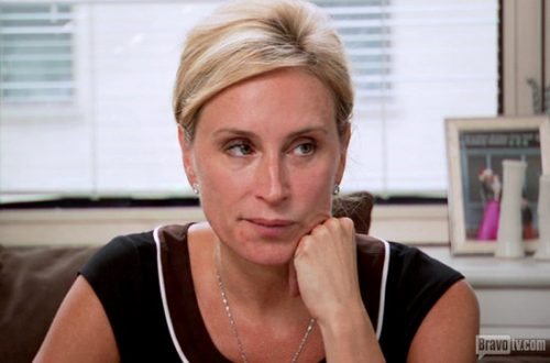 Sonja Morgan's Former Intern Spills The Dirt?