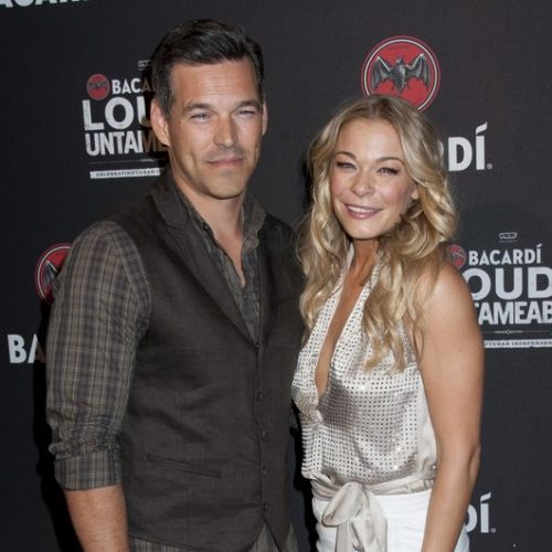 LeAnn Rimes And Eddie Cibria