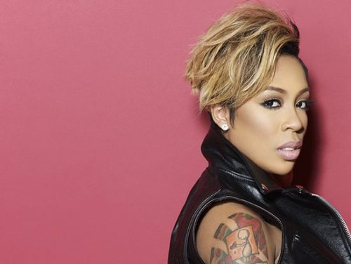 K. Michelle Talks Her Spinoff And Why She Supports Joseline And Stevie J!