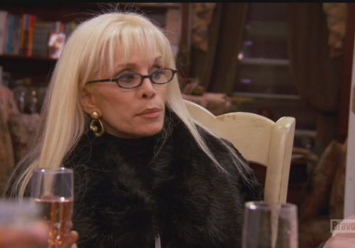 Victoria Gotti Stands Firm In Her Rino Aprea Affair Statement