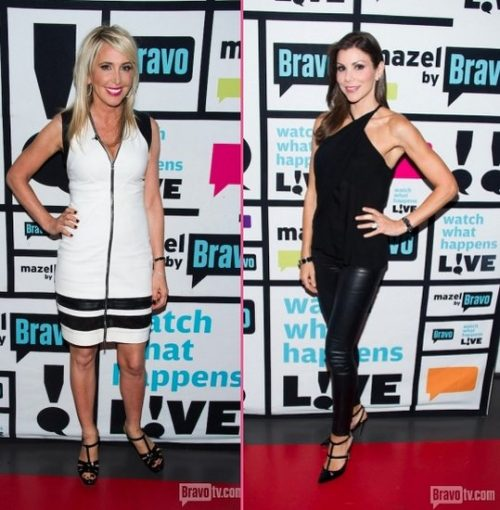 Shannon Beador Is Done Trying To Be Friends With Heather Dubrow; Disgusted By Terry Dubrow's Attitude