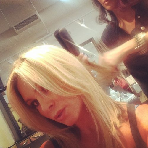 Tamra Judge Finally Gets A New Haircut!