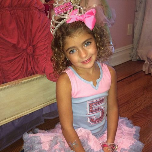 Teresa Giudice Celebrates Audriana's 5th Birthday – Photos!