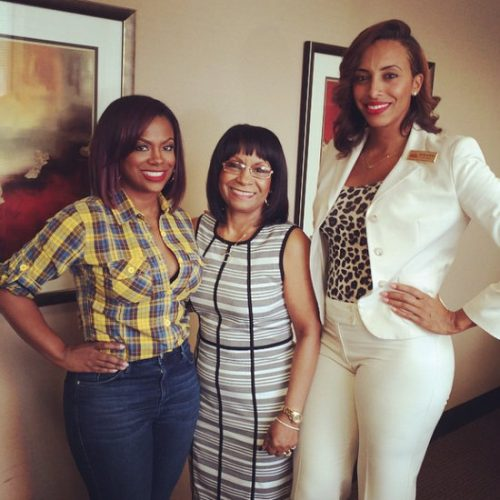 Kandi Burruss Buys Mama Joyce A New House!