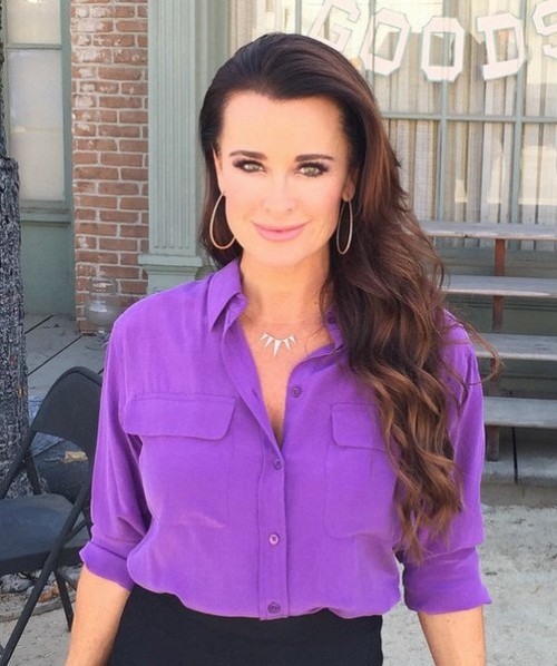 Kyle Richards Sympathizes With Teresa Giudice; Yolanda Foster Wants A Lyme Disease Cure For Christmas