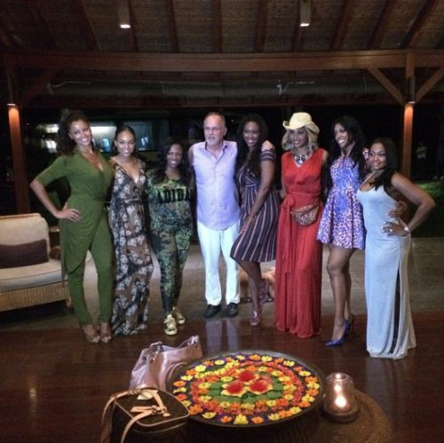 Photos – Real Housewives Of Atlanta Vacation In