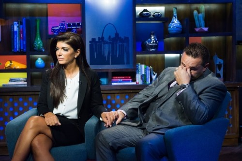 Teresa Giudice And Joe Giudice Prison Talk With Andy Cohen – New Video Clips