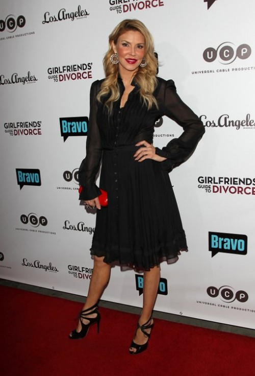 Brandi Glanville Accuses Bravo Of Making Her Look Worse On Real Housewives Of Beverly Hills
