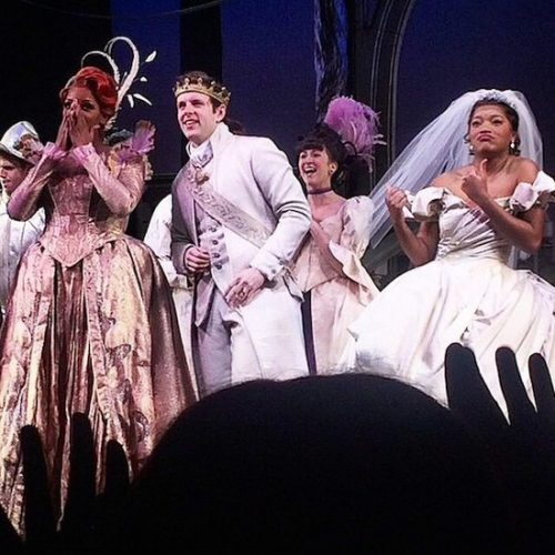 Photos – NeNe Leakes Makes Her Broadway Debut In Cinderella! Celebs Turn