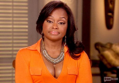 "Phaedra Parks Says Cynthia Bailey Should Be Setting An Example As Porsha's ""Elder"""
