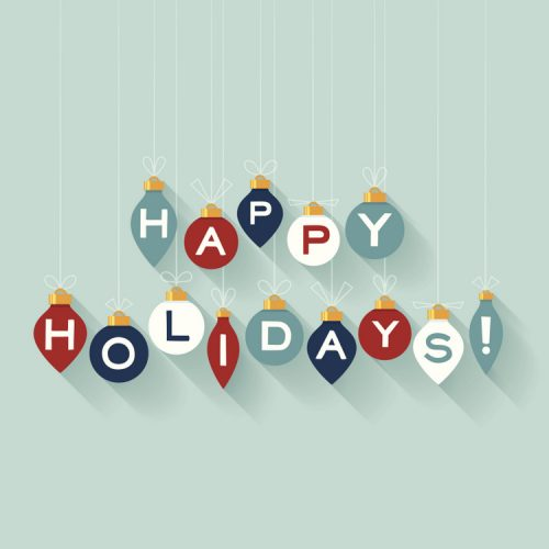 Happy Holidays To Our Readers!