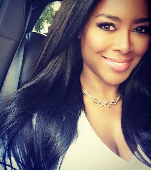 Kenya Moore Talks Putting Her Love Life On TV; Is A Baby Coming Soon?