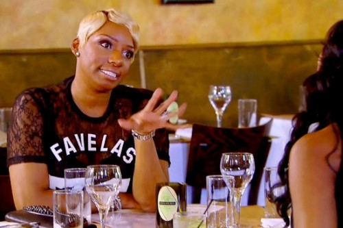 NeNe Leakes Slams Cynthia Bailey For Being A No Sto