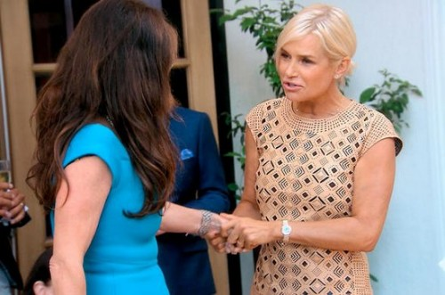 Real Housewives Of Beverly Hills Recap: These Are The Days Of Our Lives
