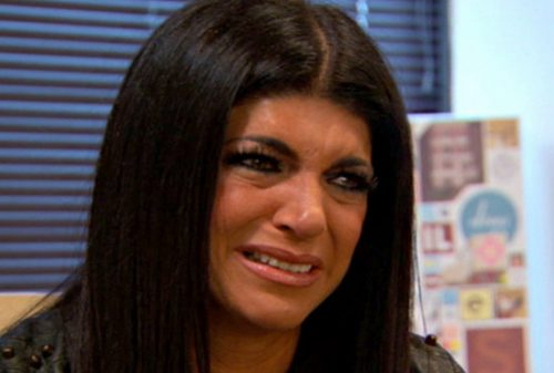 FALSE REPORT!!!!  Teresa Giudice's House Was Not Raided By The Feds And No Assets Seized