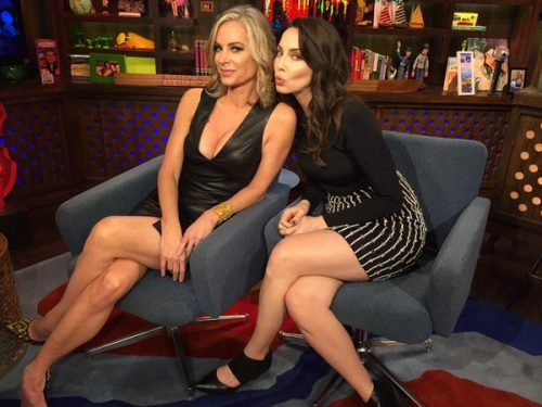 Brandi Glanville Lashes Out At Andy Cohen Over Last Night's WWHL Show