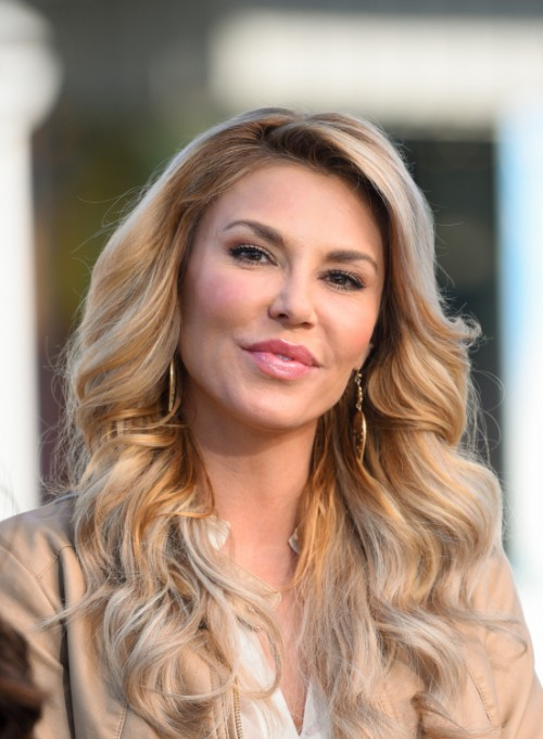 Brandi Glanville And Kenya Moore Explain Feuding And Sniping On Celebrity Apprentice – Photos