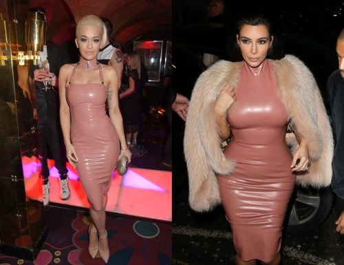 Vote – Who Wore It Best: Kim Kardashian Or Rita Ora?