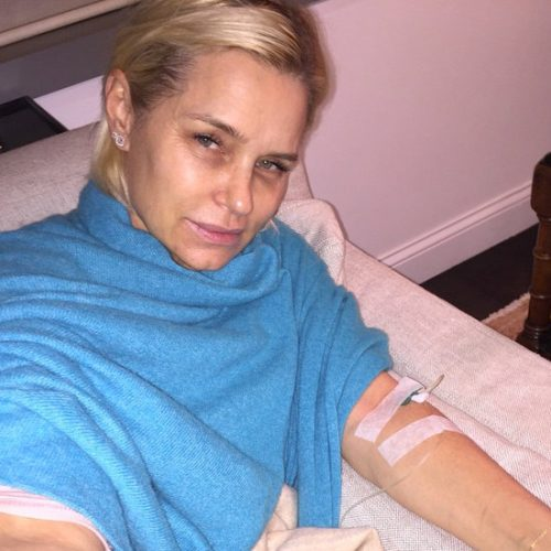 Was Yolanda Foster Only At The Real Housewives Of Beverly Hills Reunion For 2 Hours Because Of Lyme Disease?