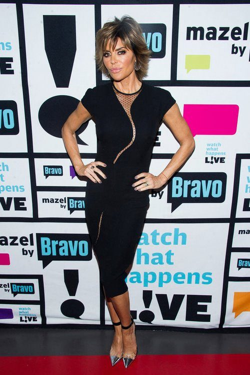 Lisa Rinna Talks Throwing A Glass On Real Housewives Of Beverly Hills; Says The Way Kim Richards Treats Kyle Is Horrifying