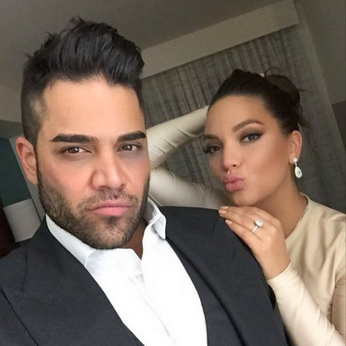 Mike Shouhed And Jessica Parido Married; GG Gharachedaghi Confronts Mike Shouhed About Turkey On Shahs Of Sunset