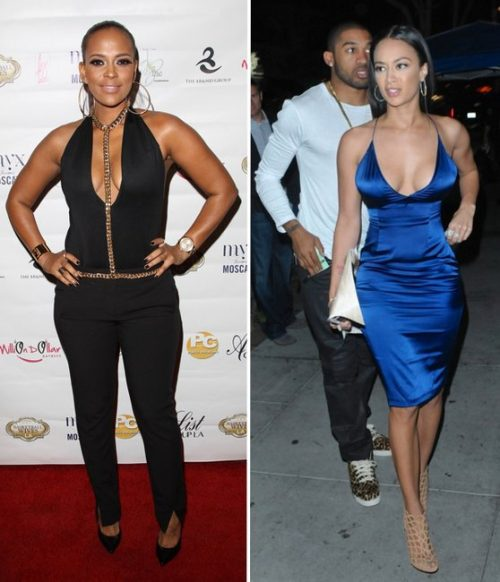 Sundy Carter Says Draya Michele & Malaysia Pargo Gave Her Permanent Eye Damage; Draya & Orlando Scandrick Not Getting A Spinoff