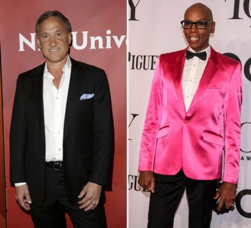 RuPaul And Dr. Terry Dubrow To Host New E! Show About Plastic Surgery Called 'Good Work'!