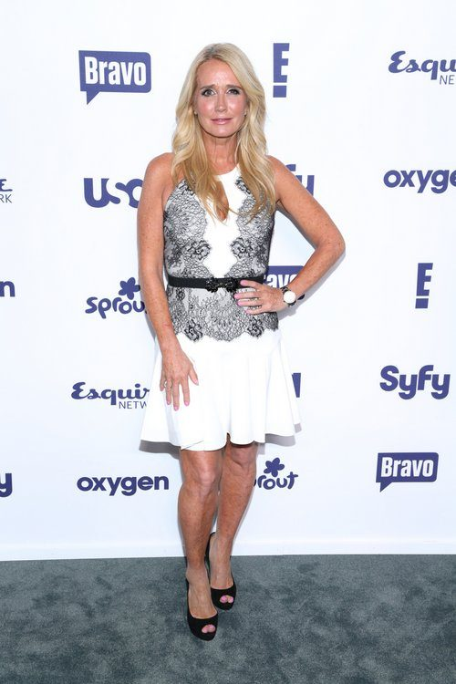 Kim Richards Claims She Wasn't Drunk When Ar