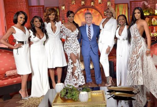 Porsha Williams On Real Housewives Of Atlanta Reunion; Kandi Burruss Tired Of NeNe Leakes Victim Act & Phaedra Parks' Sympathy Ploy!