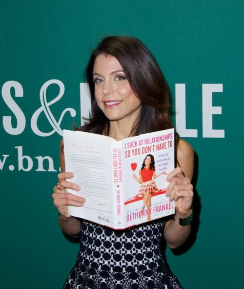 Bethenny Frankel Says She's Humbled, Flattered To Be Back On RHONY