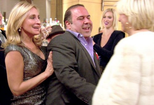 Real Housewives Of New York Recap: Mind Yo Business!