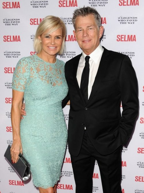 "David Foster Says Yolanda Foster Has ""Big Balls"" And Will Get Through Her Battle With Lyme; Yolanda Th"