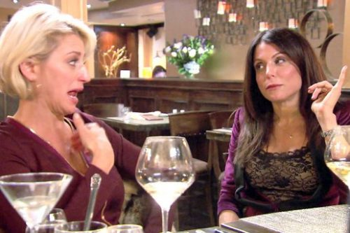 "Dorinda Medley Calls Out Bethenny Frankel For Being ""Difficult;"" Bethenny Says She's Never Been Caught In A Lie On RHONY!"