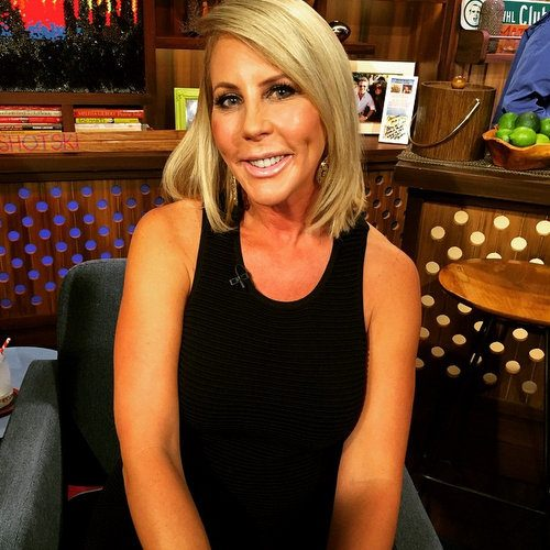 Vicki Gunvalson Pays Tribute To Her Late Mom; Talks To Andy About Her Deep Sadness Over The Loss – Video
