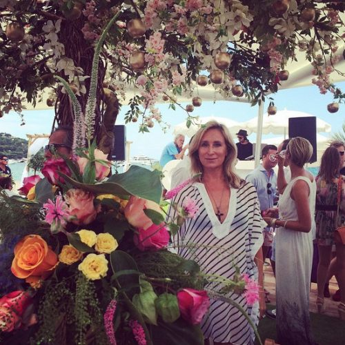 Photos – Sonja Morgan Vacations In St. Tropez!